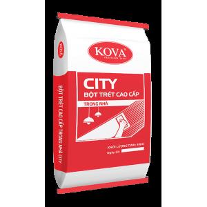 Bột trét tường nội thất Kova City – 40 kg