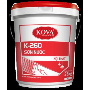 Sơn nước nội thất không bóng KOVA K-260