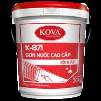 Sơn nước bóng cao cấp trong nhà Kova K-871